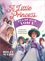 Cover image for A little princess finds her voice