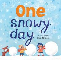 Cover image for One snowy day