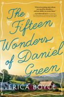 Cover image for The fifteen wonders of Daniel Green