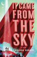 Imagen de portada para IT CAME FROM THE SKY