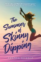 Cover image for The summer of skinny dipping