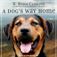 Cover image for A dog's way home [sound recording CD]