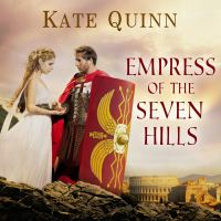 Cover image for Empress of the seven hills