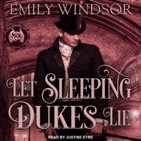 Cover image for Let sleeping dukes lie
