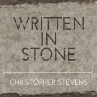 Cover image for Written in stone a journey through the stone age and the origins of modern language