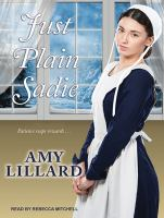 Cover image for Just plain sadie