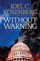 Cover image for Without warning. bk. 3 : J. B. Collins series