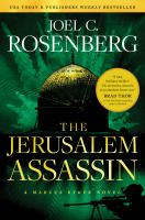 Cover image for The Jerusalem assassin. bk. 3 : Marcus Ryker series