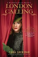 Cover image for London calling Mirabelle Bevan Mystery Series, Book 2.