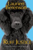 Cover image for Ruff justice. bk. 22 : Melanie Travis series