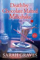 Cover image for Death by chocolate malted milkshake. bk. 2 : Death by chocolate mystery series