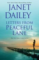 Cover image for Letters from Peaceful Lane. bk. 3 : New Americana series