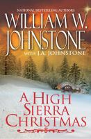 Cover image for A High Sierra Christmas. bk. 8 : Christmas series
