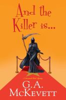 Cover image for And the killer is... bk. 25 : Savannah Reid mystery series