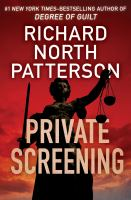 Cover image for Private screening