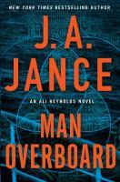 Cover image for Man overboard. bk. 12 : Ali Reynolds series