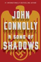 Cover image for A song of shadows. bk. 13 : Charlie Parker thriller series
