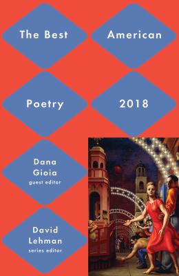Cover image for The best American poetry. 2018