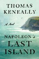 Cover image for Napoleon's last island : a novel