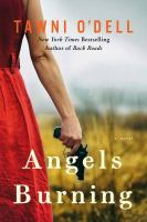 Cover image for Angels burning