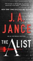 Cover image for The A list. bk. 14 : Ali Reynolds series