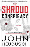 Cover image for The shroud conspiracy