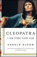 Cover image for Cleopatra : I am fire and air