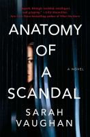 Cover image for Anatomy of a scandal : a novel