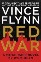 Imagen de portada para Red war. bk. 17 : Mitch Rapp series