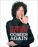 Cover image for Howard Stern comes again