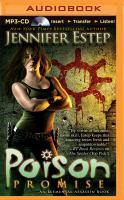 Imagen de portada para Poison promise. bk. 11 [sound recording MP3] : Elemental assassin series