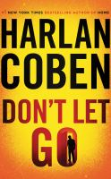Cover image for Don't let go [sound recording CD]