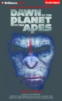 Cover image for Dawn of the Planet of the Apes [sound recording CD]