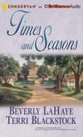 Cover image for Times and seasons [sound recording CD]