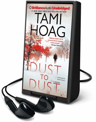 Cover image for Dust to dust. bk. 2 [Playaway] : a novel : Kovac and Liska series