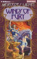 Imagen de portada para Winds of fury. bk. 3 [sound recording CD] : Valdemar. Mage winds series