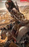 Imagen de portada para The infinite. bk. 2 [sound recording CD] : Gates of thread and stone series