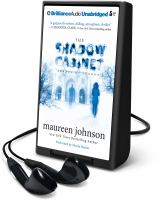 Imagen de portada para The shadow cabinet. bk. 3 [Playaway] : Shades of London series