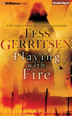 Cover image for Playing with fire a novel