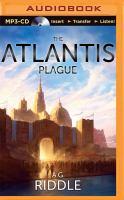 Cover image for The Atlantis plague. bk. 2 [sound recording MP3] : Origin mystery series
