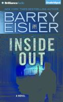 Cover image for Inside out. bk. 2 [sound recording CD] : Ben Treven series