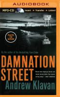 Imagen de portada para Damnation street. bk. 3 [sound recording MP3] : Weiss and Bishop series
