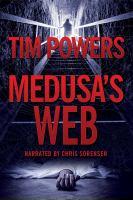 Cover image for Medusa's web