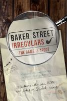 Cover image for Baker Street Irregulars 2 the game is afoot.