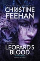 Cover image for Leopard's blood. bk. 10 [sound recording CD] : Leopard people series
