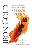 Cover image for Iron gold. bk. 4 [sound recording CD] : Red rising series