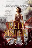 Imagen de portada para Red sister. bk. 1 [sound recording CD] : First book of the Ancestor