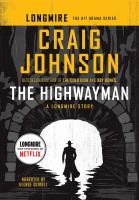 Cover image for The highwayman [sound recording CD] : Walt Longmire series