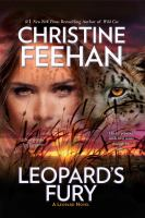 Cover image for Leopard's fury. bk. 9 [sound recording CD] : Leopard People series