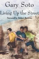 Cover image for Living up the street